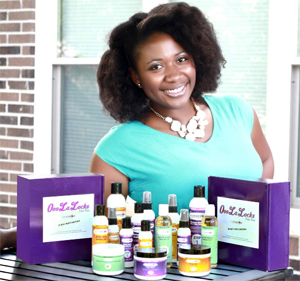 Naturalista Entrepreneur The First Black Woman To Be Awarded a Patent for Natural Hair Care Product That Saves Time For Busy Women