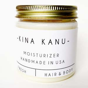 Kina Kanu Hair Product Review