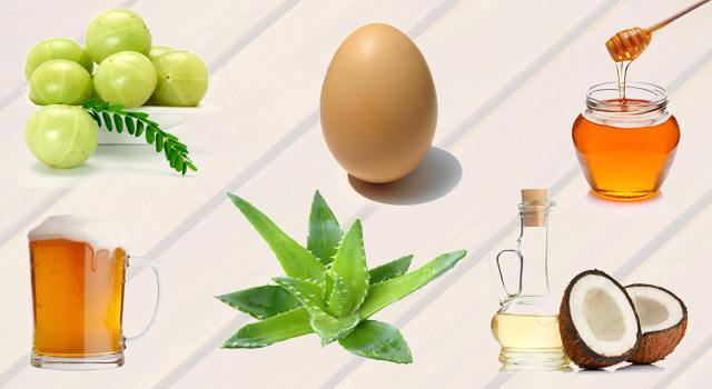 Kitchen Remedies for Hair Loss