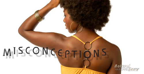 Common Misconceptions About Natural Hair