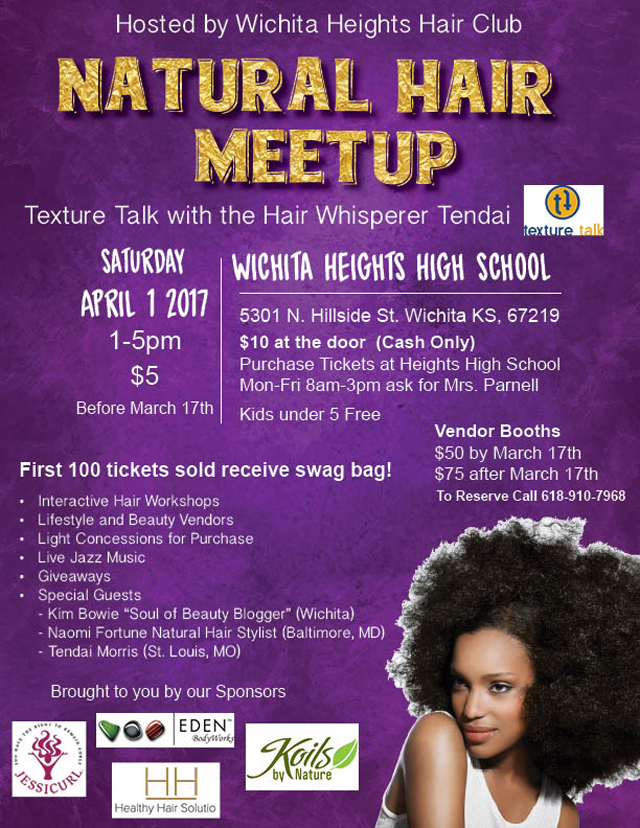 Wichita Heights Hair Club Meetup
