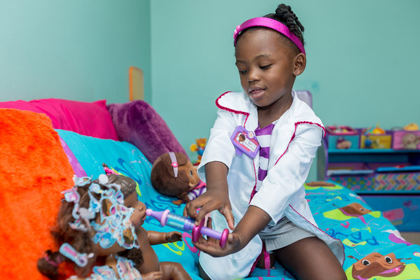 A Black Doll with Crossover Appeal – Building Our Children's Self Esteem and Educating The Masses