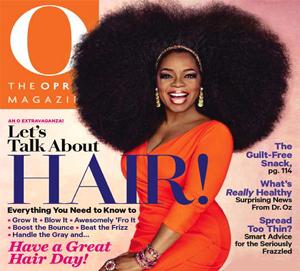 O Magazine Oprah Natural Hair Wig