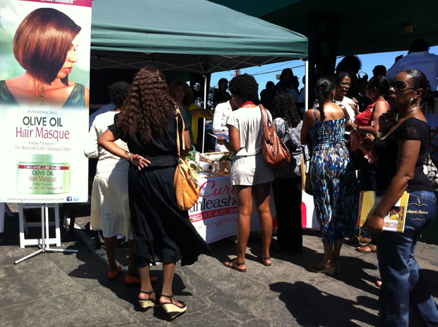 Organic Root Stimulator Natural Hair Meet-Up