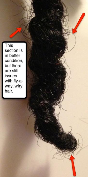 Scab Hair