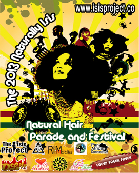 Texas Area Naturals - Check Out the Upcoming Natural Hair Parade and Festival In September