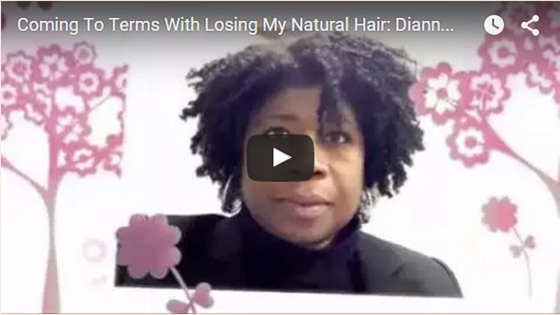 A Naturalista's Cancer Hair Loss Journey