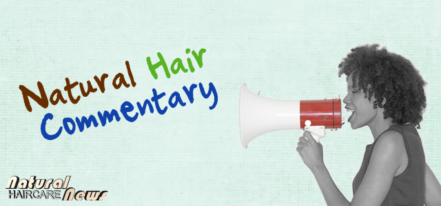 Natural Hair Commentary from Around the World: Out of the Mouths of Babes:  One Young Girl's View on Natural Hair