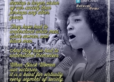 Angela Davis on Black Women