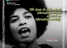 Angela Davis on Liberating Minds