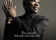 Angelique Kidjo on Falling and Rising