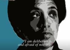 Audre Lorde on Not Being Afraid