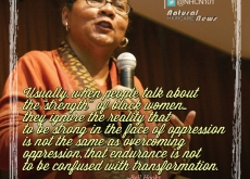 Bell Hooks on Black Women Strength
