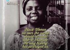 Buchi Emecheta on Black Women Unite