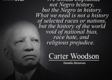 Carter Woodson on Negro History