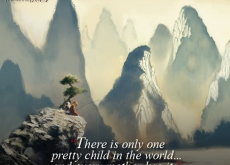 Chinese Proverb on Beautiful Children