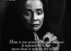 Coretta Scott King on Being Hated