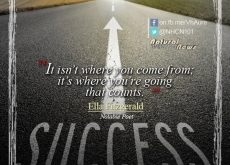 Ella Fitzgerald on Where You're Going