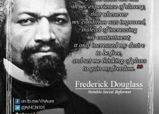 Frederick Douglass on Gaining Freedom