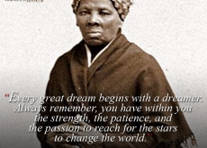 Harriet Tubman on Strength PAtience
