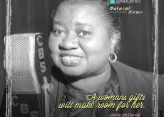 Hattie McDaniel on A Womans Gifts