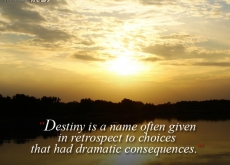 JK Rowling on Destiny