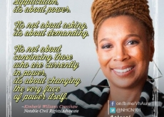 Kimberle Crenshaw on Changing the Face of Power
