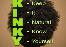 Kinky Hair; What it means!