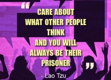 Lao Tzu Caring About Other People