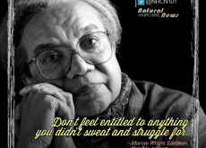 Marian Wright Edelman on Entitlement