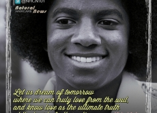 Michael Jackson on Love