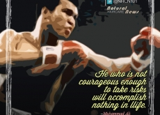 Muhammad Ali on Taking Risks