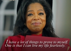 Oprah on Living Fearlessly