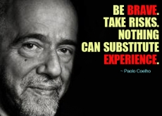 Paolo Coelho on Being Brave