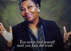 Pearl Bailey on Finding Yourself