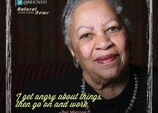 Toni Morrison on Anger