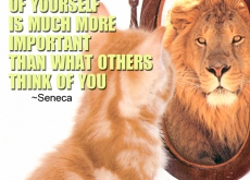 Seneca on What You Think of Yourself