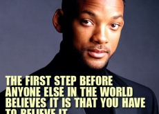 Will Smith on Believing in Yourself