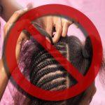 Anti Hair Braiding Laws in the U.S.?