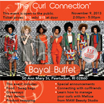 "Naturalistas - Check Out ""The Curl Connection"" Natural Hair Event"
