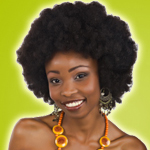 "Senegalese Women's Group Called ""N'happy Galsen Find The Beauty In Their Natural Hair"