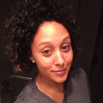 Celebrity Natural Hair Sighting- Tamera Mowry Housely's Big Chop