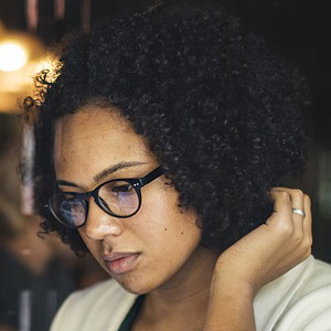 Want Natural Hair With Thicker And Stronger Ends? Try These 6 Tips!