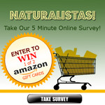 Two Lucky Winners of Our Fall, 2014 Natural Hair Products Survey Will Be Announced Soon!