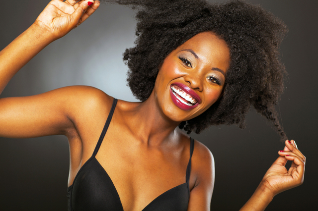 Black Women with Natural Hair - My Reflections