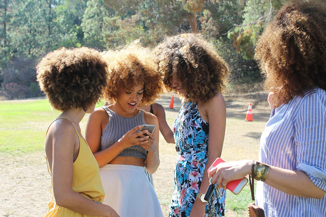Why Kinky, Coily, Afro Hair Is More Than Just In Vogue, - It's Here To Stay!