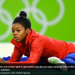 Seriously…We Are Still Hating On Gabby Douglas' Hair in 2016?