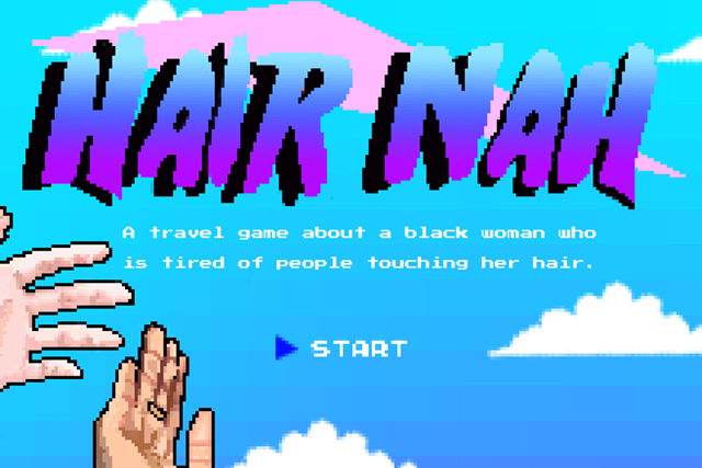 Hair Nah- The Natural Hair Game