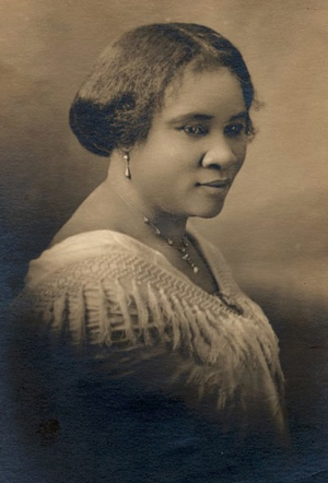 Natural Hair Care- the Rise of Natural Hair Products from the Era of Madam CJ Walker to Present