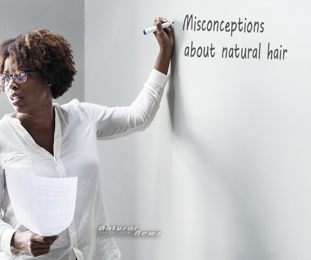 How to Dispel Common Misconceptions About Natural Hair